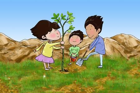 植树节的由来你知道吗?3月12日植树节的起源