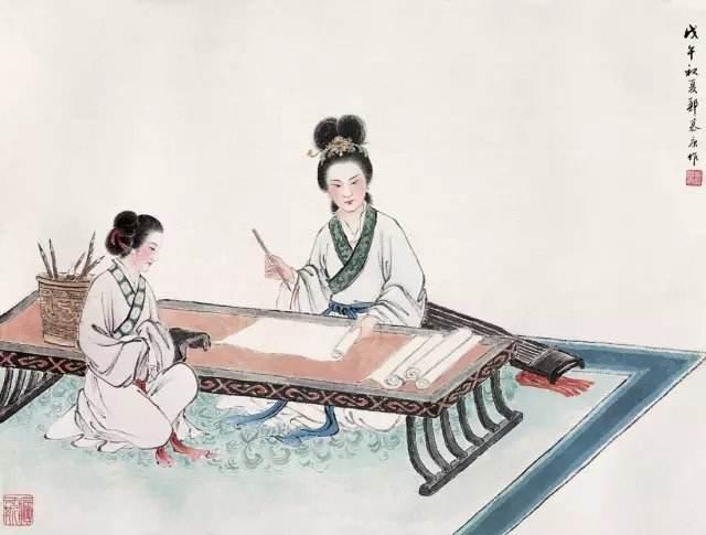 中国历史上第一位女诗人是谁?第一位女诗人出自哪个朝代
